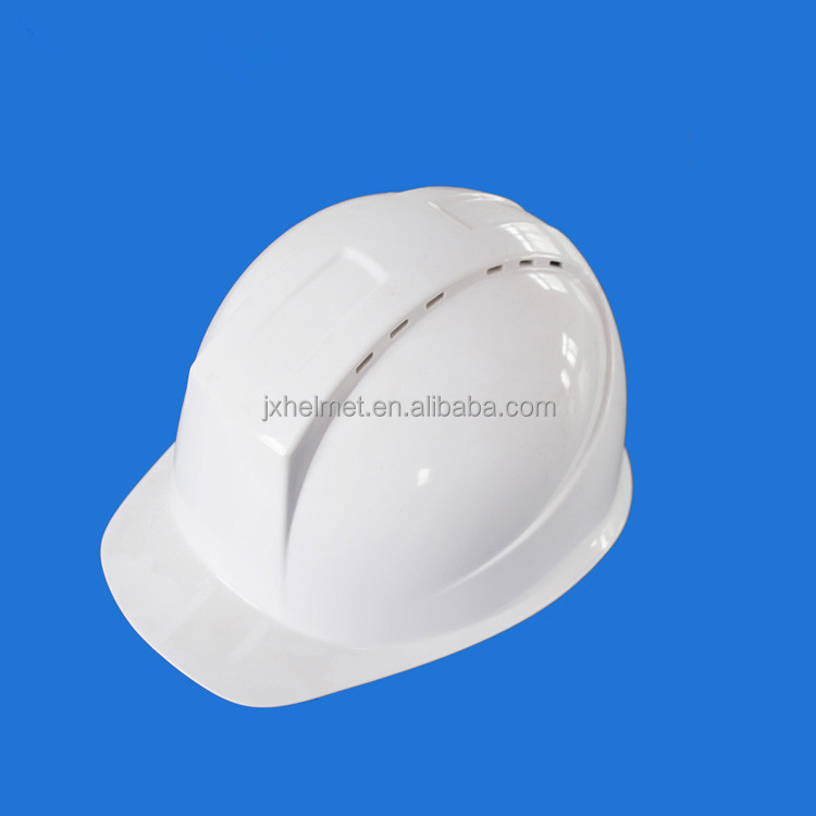 Construction safety helmet-Personal protection helmet with air vents