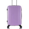 Simple Type ABS PC Travel Luggage