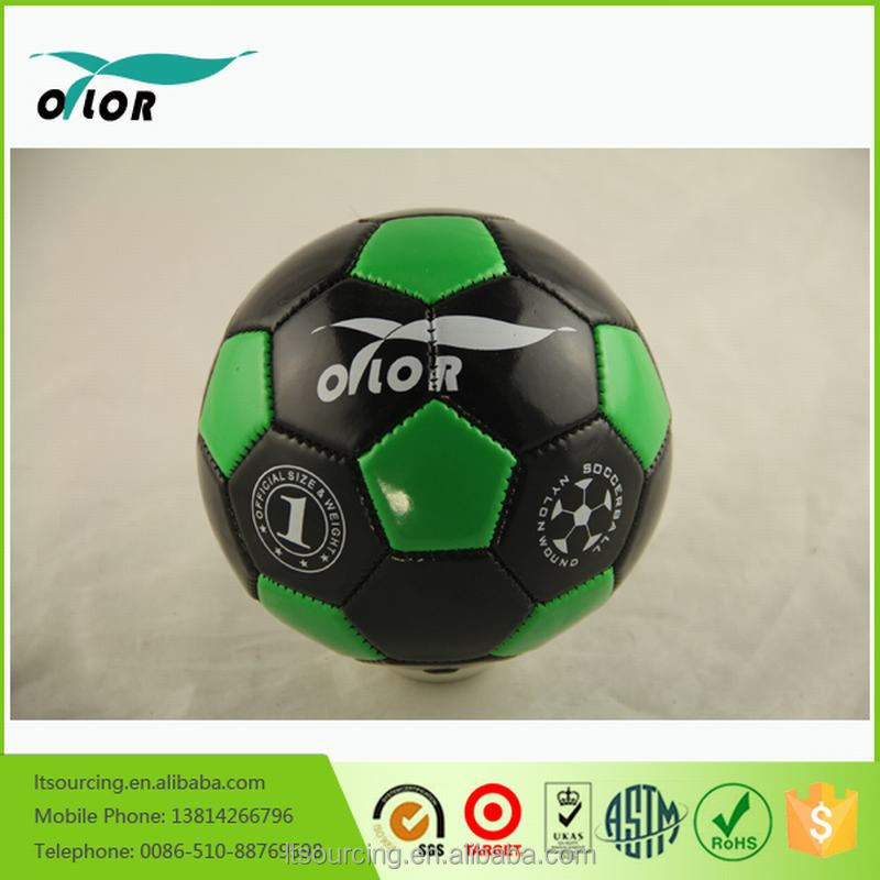 Wholesale size 5 vintage football promotional pvc custom soccer ball,soccer