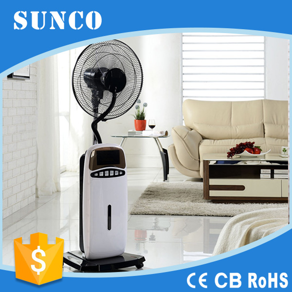 Bedroom Fan Fogger Misting Fan With Aroma Diffuser Buy