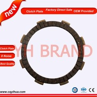 Factory sale off-road clutch friction plate,motorcycle spare parts for wave 110,OEM motor transmission parts