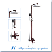Factory best price bathroom bath thermostatic shower mixer