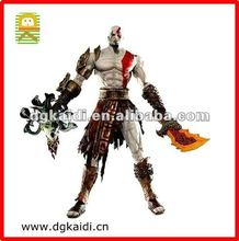 NECA GOD OF WAR KRATOS MEDUSA HEAD 7 inches PVC Action Figure