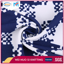 Fancy Digital printed Fashionable circular knit fabric price
