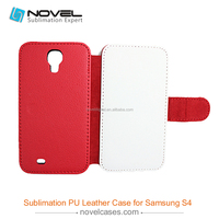 leather DIY phone case for samsung galaxy s4