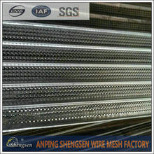 galvanized high rib lath/hi rib mesh/High Rib formwork mesh China supplier