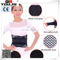 breathable mesh medical corset lumbar waist