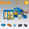 QT12-15 automatic hydraulic concrete hollow block machine