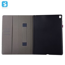 for iPad Pro 12.9 2017 Hand Strap Cow PU Leather Case tablet covers