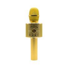 Cheap price Karaoke bluetooth wireless microphone for home KTV