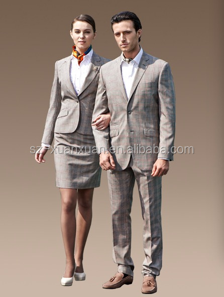Fashionable customized tailor slim Fit business suit for office