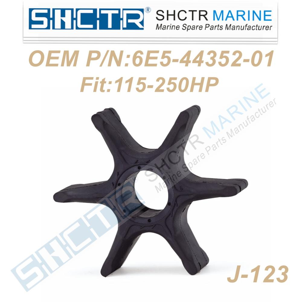 OEM Outboard impeller for YMH 6E5-44352-01 18-3071 115-250HP