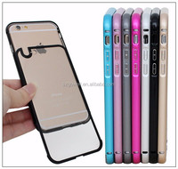 Retail price For iPhone accessory case for iPhone 5/5s/5c 6/6s/ 6plus/6s plus back cover housing replacement wallet case snap
