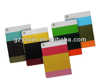 For ipad5 case,leather case for ipad5, for ipad leather case, leather flip case
