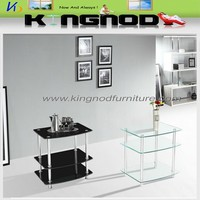 cheap metal glass living room furniture lcd tv wall units