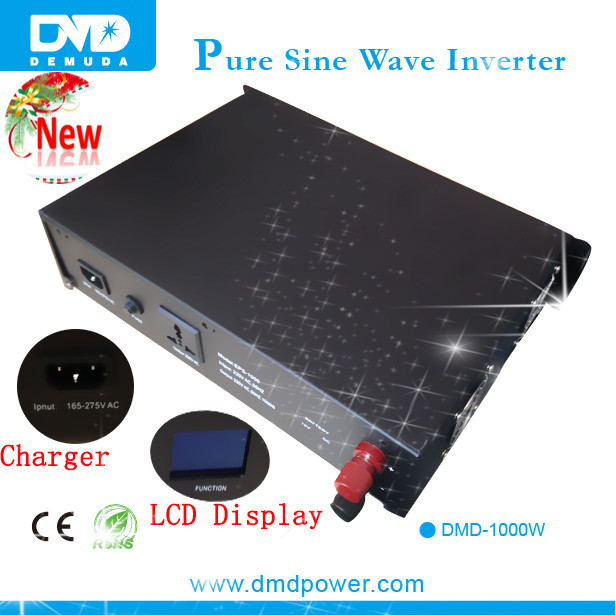 High frequency 1000w 12v ac220v electric heater power saver inverter