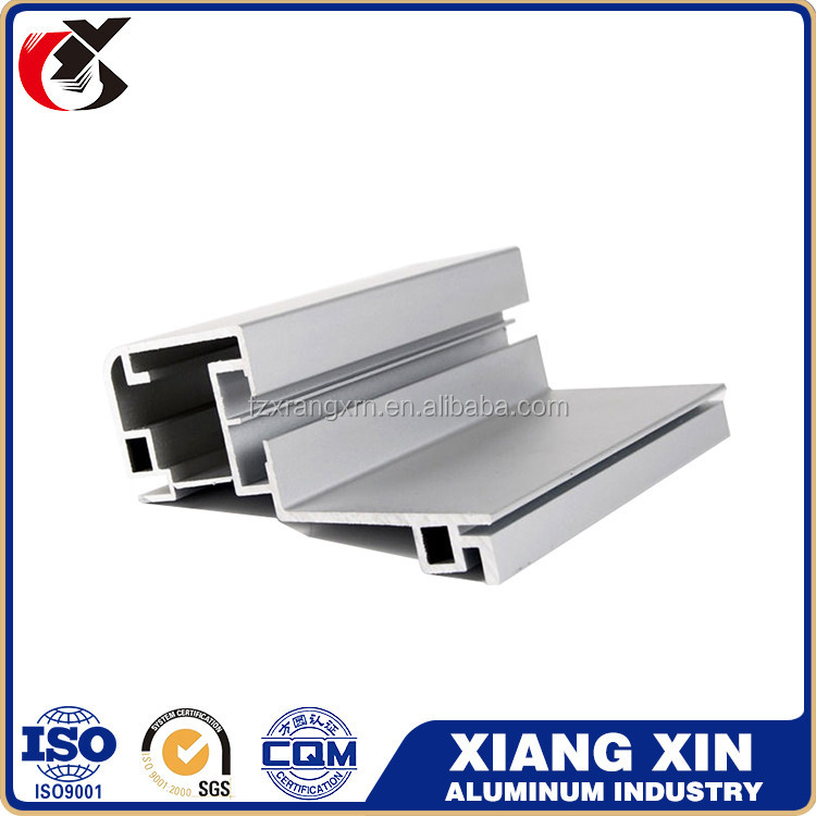 High Quality Extrude Aluminum Profile Sketchup