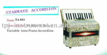 Accordion / piano ACCORDION
