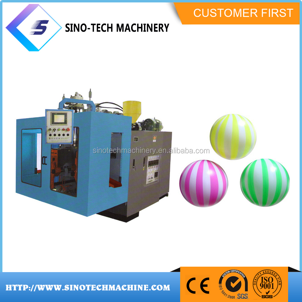 New product blow moulding of plastics sea balls machine price