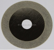 diamond electroplated cutting blades grinding disc for glass tile marble porcelain