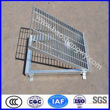 high quality galvanized hinge grating