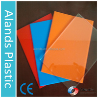 Colorful Polymethyl Methacrylate Sheet Price Nice