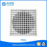 Plastic Grill Of Exhaust Fans