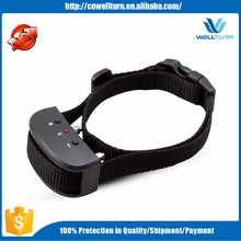 Low Price Small/Medium Dog Customized Electronic Barking E Collar, Dog Bark Stop Trainer