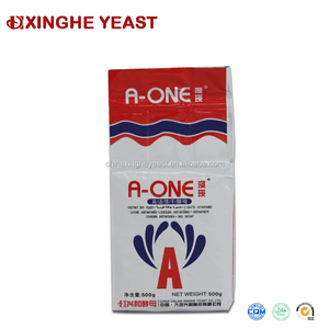 High quality active instant dry bakery yeast price for bread