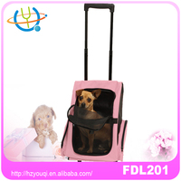 trolley pet carrier pet bag carrier air conditioned pet carrier