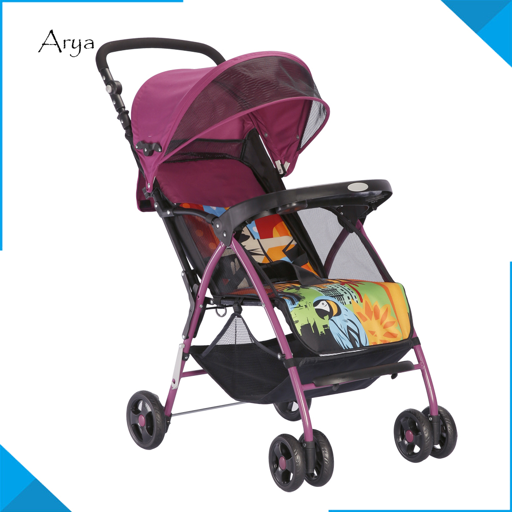 Christmas gift baby product for baby buggy aprica easy go travel system stroller 3 in 1 aluminum alloy frame top quality pram