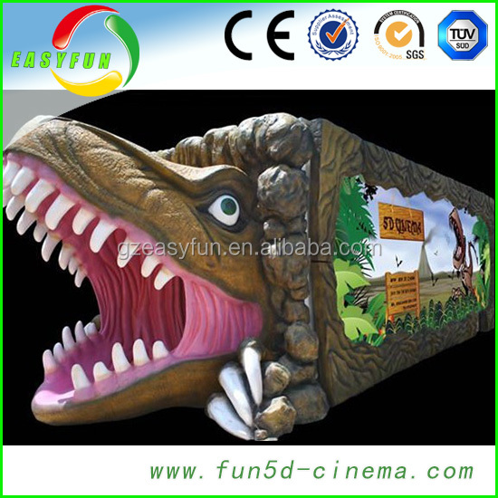 Wholesale video game for shopping mall 5d movie truck