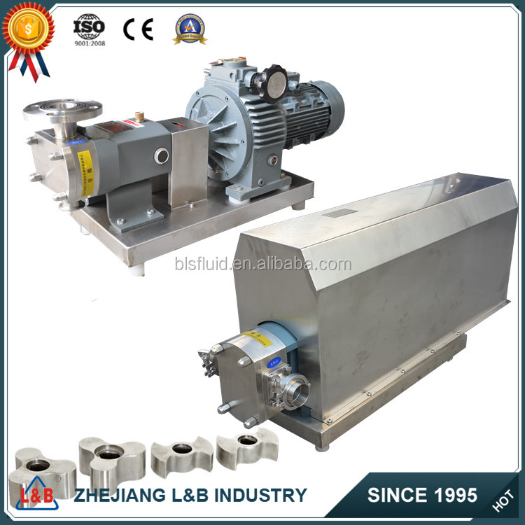 BLS high temperature high pressure oil pump steel gearing oil gear pump