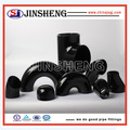 carbon steel butt weld JIS B2312 pipe fitting from china cangzhou