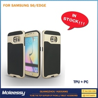 New Arrival for samsung s6 edge case leather