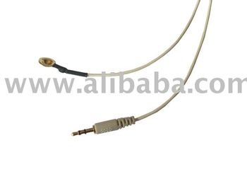 EEG electrodes cable DC2.5 connector