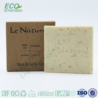 travel disosable papaya soap whitening beauty soap