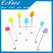 Lovely plastic tongs for children