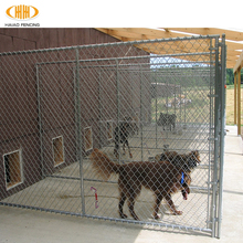 Top-seling reasonable price dog run kennel