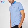 /product-detail/geo-print-cotton-mens-polo-shirt-100-cotton-with-short-sleeved-striped-trims-and-chest-pocket-button-fastenings-60683880484.html