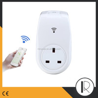 App Wireless control Wifi home socket adapter with timer Smart US UK AU EU Plug