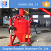 American dustless blasting, Metal / Coil Material rust, paint remove high pressure water blaster