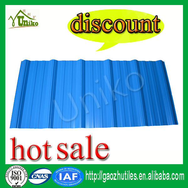 anti-uv ray multiple copper roof shingles