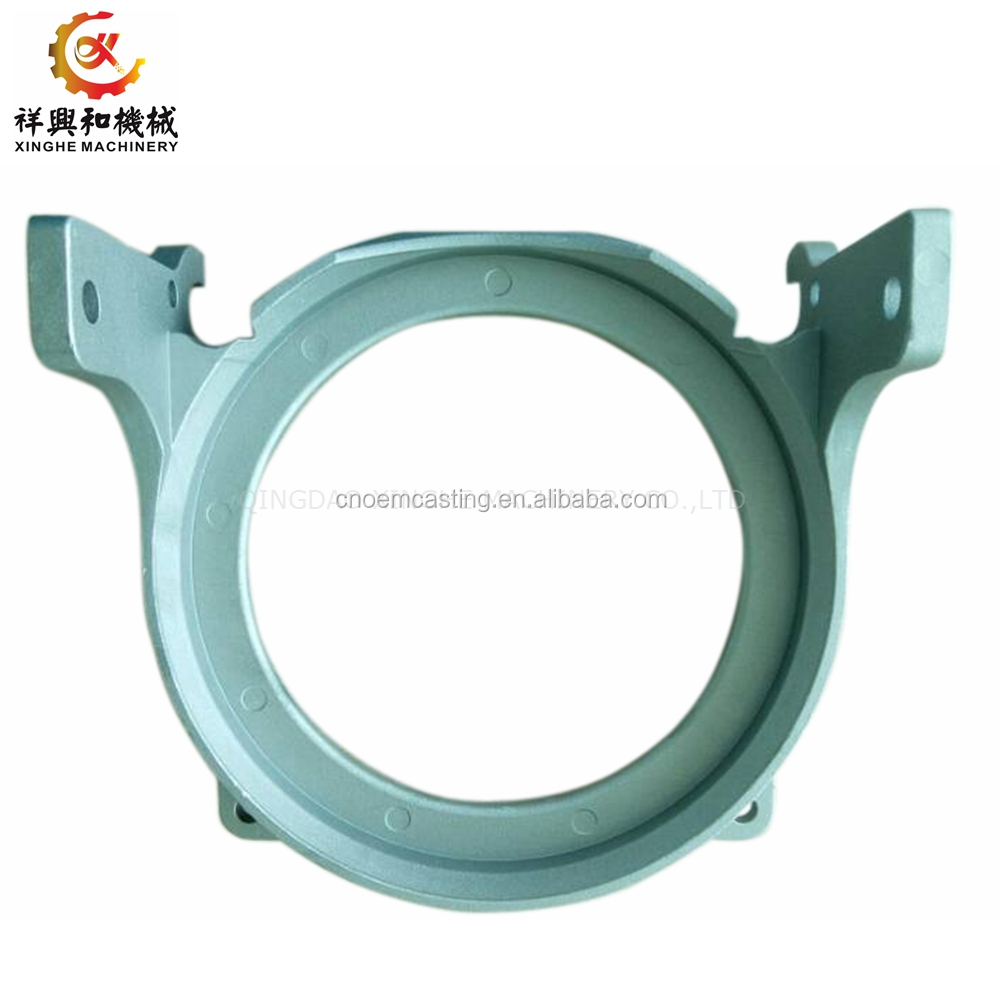 OEM aluminum automotive die casting parts auto motor spare part casting