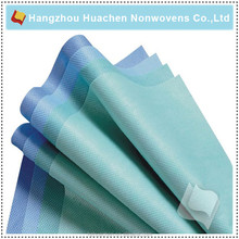 Hot sale pe film laminated non woven fabric