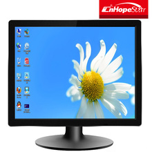 Ultra thin wholesale full hd 15 inch lcd display monitor for computer usage