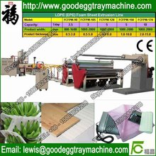 EPE Foam Cloth/Pearl Cotton Machine