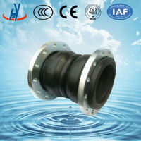 double ball flexible rubber expansion joints
