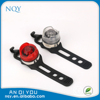 NQY factory wholesale battery led bike accessories light