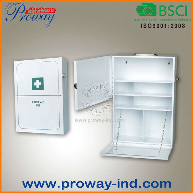 metal first aid kit box,hospital use first aid cabinet